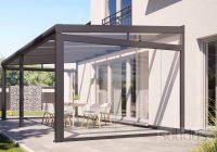 solidWINDOW Fensterwandsytem mit 10mm ESG-Glas oder 16mm Stegplatten Bausatz 2-d
